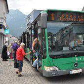 Mobilitätsoffensive in der Alpenstadt