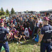 Kroatien macht sieben Grenzen dicht