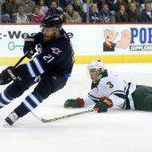 Thomas Raffl feiert Debüt für Winnipeg Jets