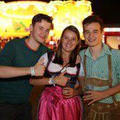 Kilbi lockte Jung und Alt nach Altenstadt
