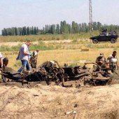 Ankara marschiert im Irak ein