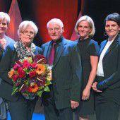 Geladene Gäste feierten neuen Russ-Preis-Träger