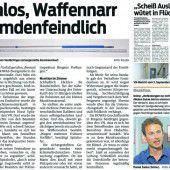 Asylheim-Randalierer aus Bregenz angeklagt