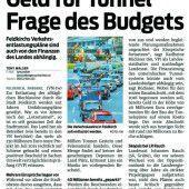 Tunnelplanung Feldkirch