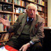 Ehre für Simon Wiesenthal