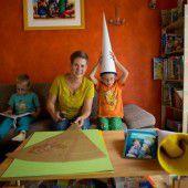 Der erste Schultag – ein großer Tag für die Familie