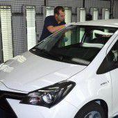 200.000ster Yaris Hybrid
