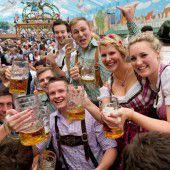 Weniger Besucher,  weniger Bierkonsum