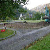 Rankweil: Neues Urnenfeld im Waldfriedhof