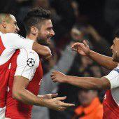 Von Arsenal entzaubert