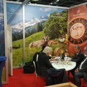 Vorarlberger Spezialitäten im Lebensmittelmarkt der Welt