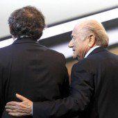 Das Ende! Blatter und auch Platini provisorisch gesperrt