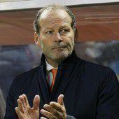 Niederlande nur Zuschauer?