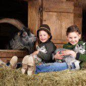 Ein Urlaub bei Tieren