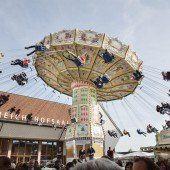 Das größte Volksfest Vorarlbergs