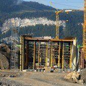 Tunnelbau kommt voran