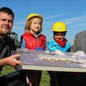 Lauterach startet Bau eines Kinderhauses
