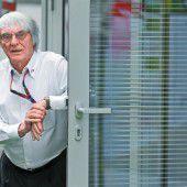 Ecclestone will V6-Hybridmotor abschaffen
