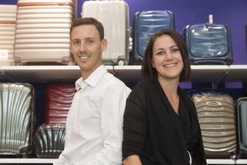 Christian Ströhle und Conny Domig-Ströhle überraschen die Kunden und die Branche mit neuem Shopkonzept.
