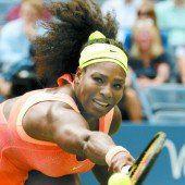 Serena Williams spielt 2015 kein Match mehr