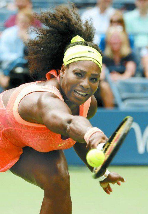Comeback erst im nächsten Jahr: Serena Williams.