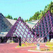 Museum: Stadt des Vulkans