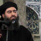 Der Irak meldet neuen Angriff auf den IS-Führer
