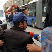 Bus rast in Haltestelle: Zwölf Tote in Ankara