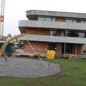 Baufortschritt in Altenstadt