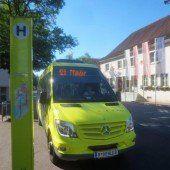 Änderungen bei der Buslinie 12a in Lochau
