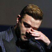 Timberlake in Memphis geehrt
