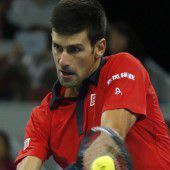 Djokovic bleibt König von Peking