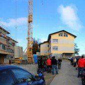 Firstfeier für betreutes Wohnen in Sulzberg