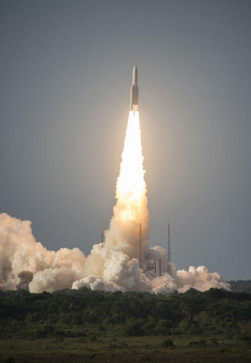 Die Satelliten sollen die Telekommunikation in Australien und Argentinien verbessern.