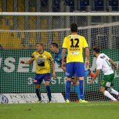 Ilkay Durmus beendete Austrias lange Unserie