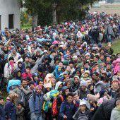 Flüchtlingschaos auf Balkanroute nimmt zu