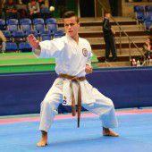 Zwei Mal Silber bei der Karate-WM