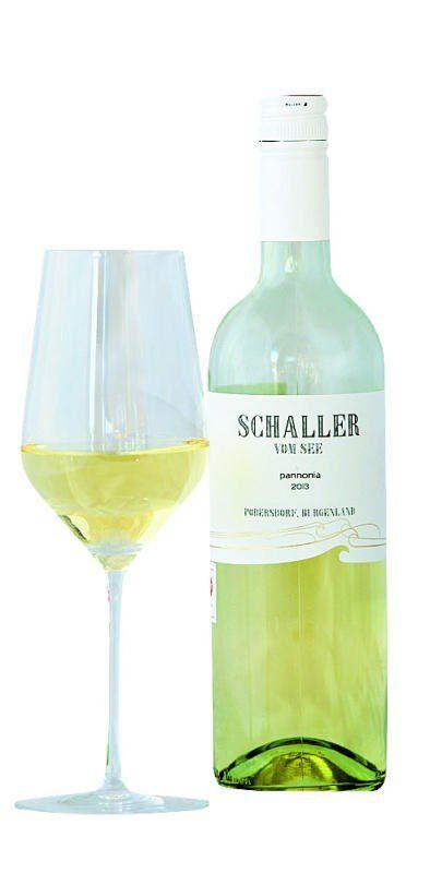 Ein trinkfreudiger Weißwein zur Forelle.