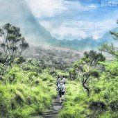 Ein wahres Paradies für Wanderfreunde