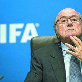 Sturz von Blatter bald Realität