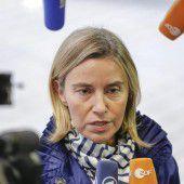 Ohne Einigung drohen Libyen EU-Sanktionen