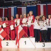 Veronika Sitz verbessert nationale Rekordmarke