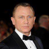Daniel Craig braucht eine Pause von Bond