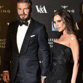 Ehekrise bei den Beckhams