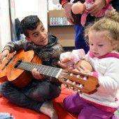 Umgang mit Flüchtlingskindern