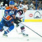 Eberle verpasst den NHL-Start