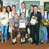 Vorarlberger Tierschutzpreise 2015 für engagierte Tierfreunde