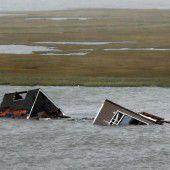 Hurrikan setzt Osten der USA unter Wasser
