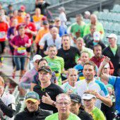Ein Fest für Tausende Läuferinnen und Läufer