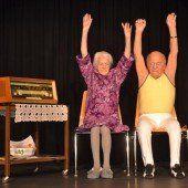 Seniorentheaterfestival in Bürs